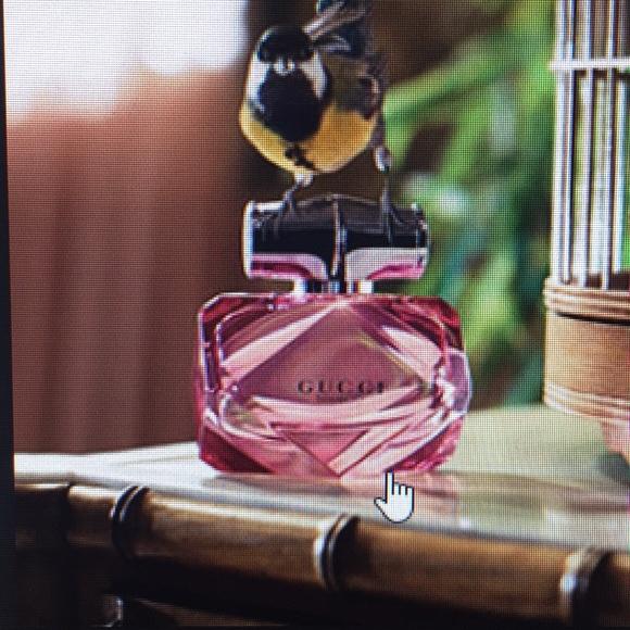 ffd01e1f59 NIB Gucci bamboo limited edition eau de parfum NWT